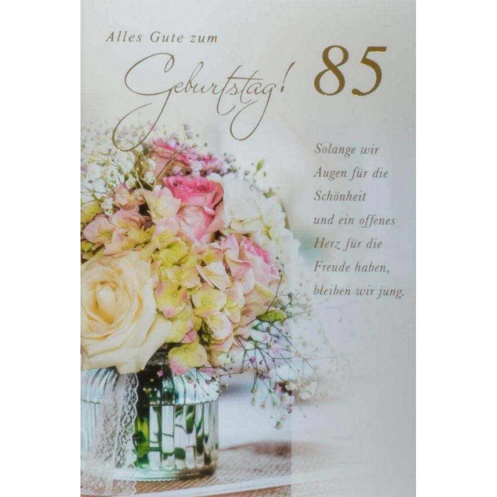 Geburtstag 85